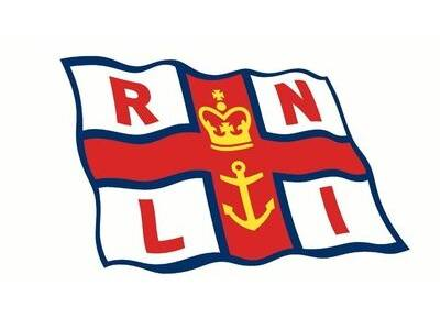 RNLI Largs Branch Annual Street Collection in Millport