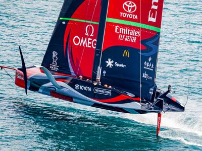 No agreement reached for Emirates Team New Zealand