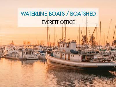Waterline Boats / Boatshed Everett Office