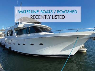 Recently Listed – Knight & Carver 67 Motoryacht by Waterline Boats / Boatshed Everett