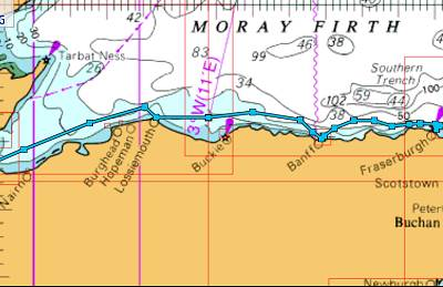 Circumnavigating the UK in a Leisure 27, Part 10 - Peterhead to Caledonian Canal
