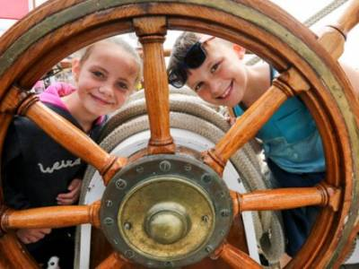 Set Sail for the 5th Poole Harbour Boat Show!