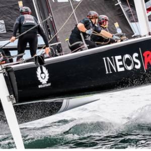 INEOS Rebels UK looking for podium finish at GC32 World Championships