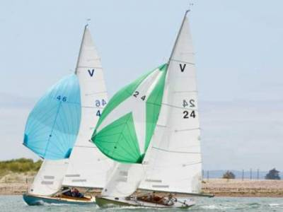 Chisholm Weekend at Itchenor Sailing Club