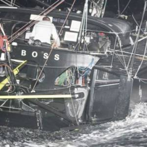 Thomson first IMOCA across the line but jury decision remains