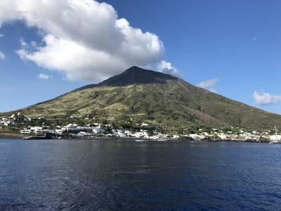 Strombolian Eruptions.