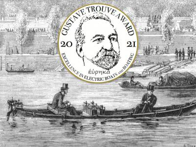 Nominations open for international electric boat award