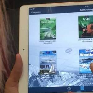 RYA iBooks take eBooks to the next level