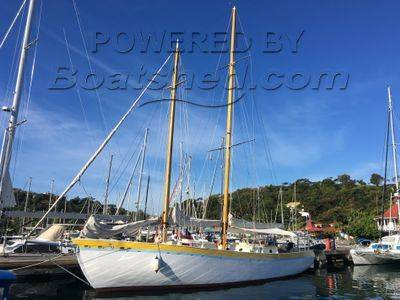 The Carriacou Schooner version of the Caribbean Dream