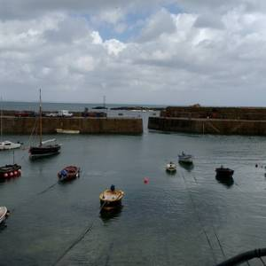 Blog: Circumnavigating the UK in a Leisure 27, Part 18 - Newlyn - Weather Bound
