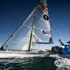 Olympic star Mills to headline British Sailing Team's World Championships line-up