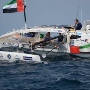 Row4Ocean's brave record bid ends