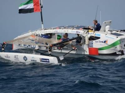 Row4Ocean's brave record bid ends