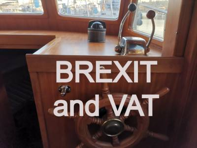Used boats, VAT and Brexit