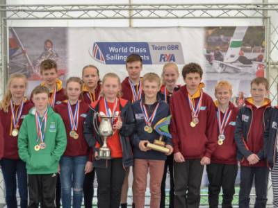 Eric Twiname Junior Championships winners crowned