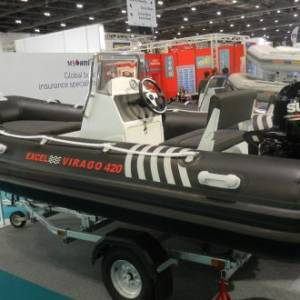 New brands and new boats at London Boat Show 2018