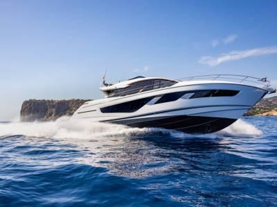 Sunseeker unveils new 65 Sport Yacht