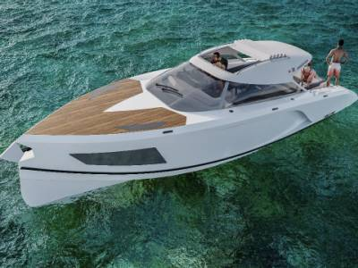 New Furyan Eco Hybrid Marine Coupe