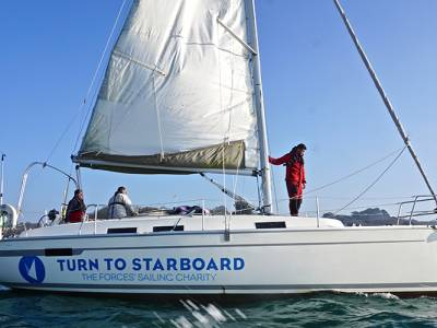 Charity seeks wounded veterans for Long Way Up sailing adventure