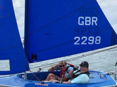 VIDEO: Champions crowned at RYA Sailability Multiclass Regatta 2019
