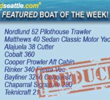 Waterline Boats / Boatshed Seattle Boats For Sale - Recently Reduced!