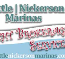 Seattle and Nickerson Marinas – New Website! New Brokerage Services!