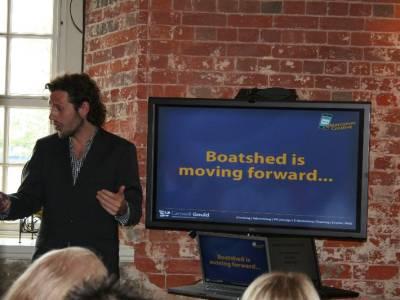 Boatshed - Chez vous ....... Partout.