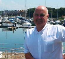 New Harbourmaster at Island Harbour Isle of Wight