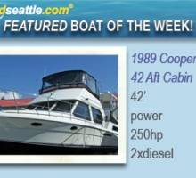 Featured Boat of the Week - Cooper Prowler 42 Aft Cabin!