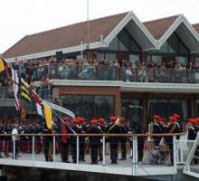 The King's Royal Hussars & the Royal Southern Yacht Club
