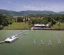 Ao Chalong Yacht Club Phuket
