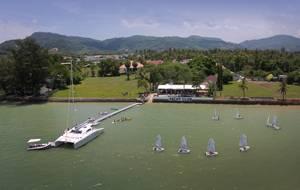 Ao Chalong Yacht Club Phuket