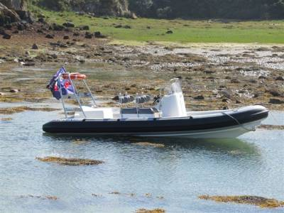 Taking a Rib to France on Holiday