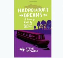 Shameless Plug for a Narrowboat Author
