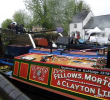 Canal Festivals
