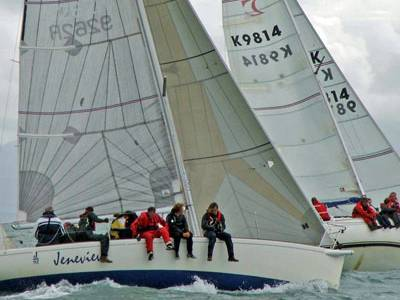Boatshed North Wales sponsors Abersoch Keelboat Week