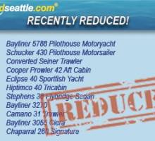 Waterline Boats / Boatshed Seattle - Recently Reduced Boats!