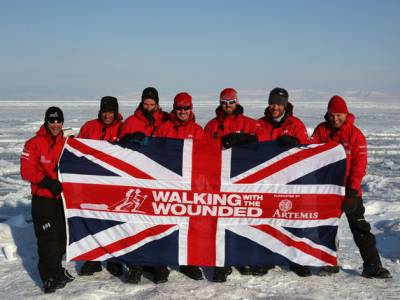 Harry's Arctic Heroes