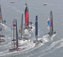Welcome to the America's Cup teams