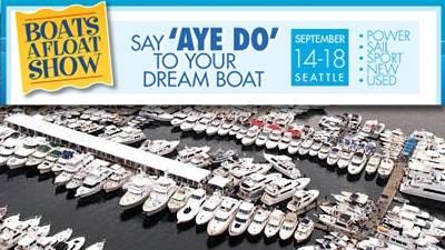 Waterline Boats / Boatshed Seattle - Seattle Boats Afloat Show!