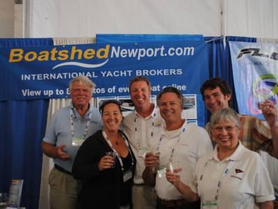 Newport International Boat Show Report Day 2