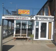 At Last! A Proper Cafe Bar at Southsea Marina!