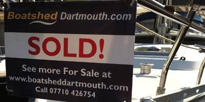Boatshed Dartmouth Celebrates £1m of Sales