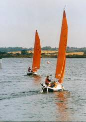 East Anglian Sailing Trust NEEDS YOUR VOTE