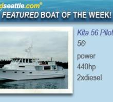 Featured boat of the Week - Kita 56 Pilothouse