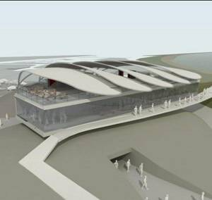 New Sailing Academy in Pwllheli