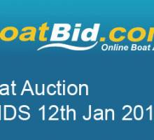 BoatBid Boat Auction January 12 2012