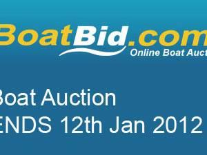 BoatBid Boat Auction January 12 2012