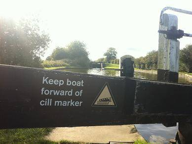 Who works on the waterways in 2012?