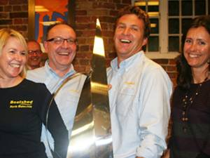Boatshed Yacht Brokers awards